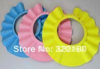 Fashion Practical Child shampoo cap baby shower cap waterproof Adjustable baby shower cap Free shipping