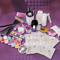 Nail art MANICURE Full SET Free Shipping