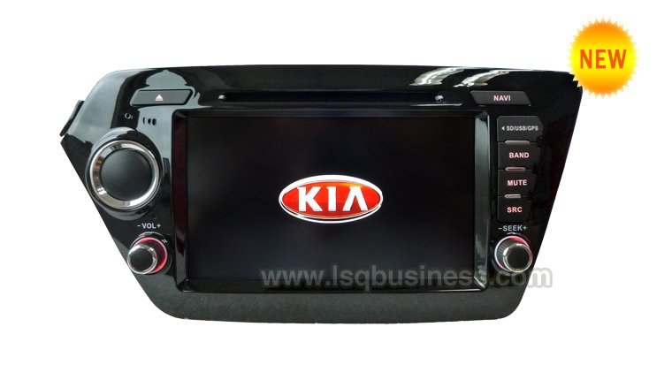 Kia K2/Rio car dvd player with GPS Navigation system! 3G usb port for internet Surfing!hot selling!(China (Mainland))