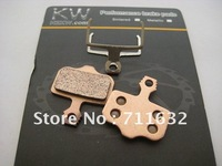 TWO PAIR SINTERED DISC BRAKE PADS FIT AVID ELIXIR LONG LIFE