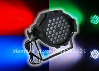 Factory Outlet 36pcs 3w RGB cast aluminium   LED Par Kng Light