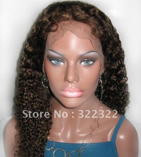 Jerry Curl Human Hair