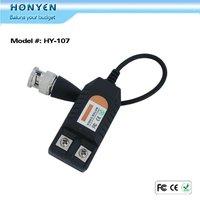 1 CH passive video balun HY-107