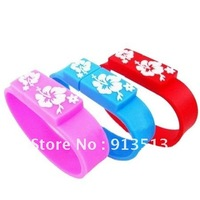 wristband usb Flash Drive Disk 2GB 4GB 8GB free shipping