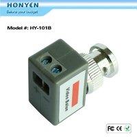 1 CH passive Video balun HY-101B