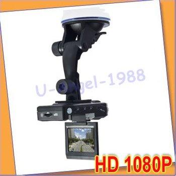 "Free shipping!! HD 1080P Car Auto DVR Dashboard Camera Kamera Accident Video Reocrder K2000 2"""