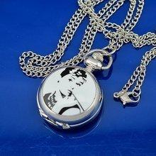 antique necklace watch promotion
