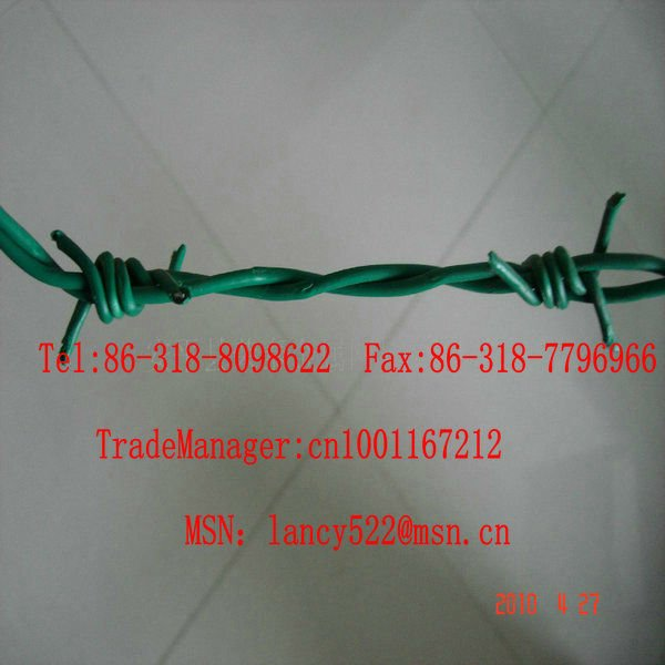 PVC coated high tensile barbed wire mesh suppliers(China (Mainland))