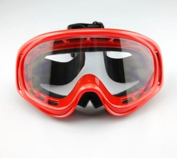 Ski Snowboard Snowmobile Motorcycle Goggles Off-Road Eyewear Clear Lens T815-3 more colors(China (Mainland))
