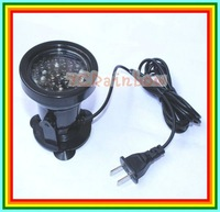 3W 36 LED Submersible Lamp Spot Light For Water Aquarium Garden Pond Pool Tank, Colorized Light, 1301