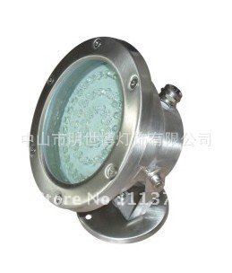 MSB S145 C Low power LED underwater light series 4 5W single color or RGB Lowes Swimming Pools