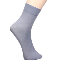 wholesale 10pcs/lot LANGSHA stockings men's ultra-thin nano antibiotic elastic socks summer