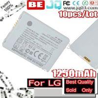 Original Standard IP-401M Battery For LG E720 GT500 GM650S Optimus chic Bateria Batterie Batterai Accumulator PIL Free Shipment
