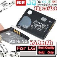 Original Standard IP-411A Battery For LGIP-411A CG180 KG375 LX160 Batetia Batterie Batterai AKKU Accumulator PIL ( Free Shipment