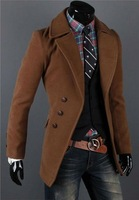 2012 Men Fashion Winter Coats