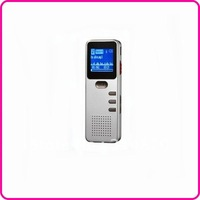 Mini Digital Voice Recorder with Voice Activated Recording 48 hours recording time 4GB Memory Included free shipping