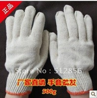 free shipping-cotton gloves,garden glvoe,leather working gloves