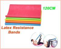 300pcs/lot  100% latex material Medium Resistance band