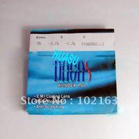 Old Store New Price! 1.60 Hi-index aspheric lens, HMC+EMI, water repellent, anti-scratching, MR8 raw material, no MOQ