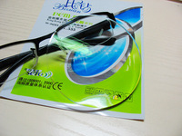 Old Store New Price! China 1.56 Mid-index resin lenses, HMC green coating + EMI, no MOQ