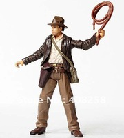 Hasbro original Indiana Jones 3.75 inch figures whip Free Shipping