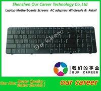 Brand new laptop keyboards for HP black CQ70 RU MP-07F13SU-442