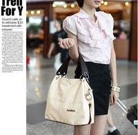 Promotion! Special offer Leather restore ancient inclined big bag women cowhide handbag,free shipping