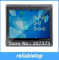 7 inch wifi External 3G tablet pc tablet notbook MID With Camera+Android 4.0OS+Wi-Fi+A13 1.2HZ UMPC