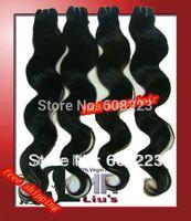 Human hair extension Cheap Brazilian Hair Body Wave Remy Human Hair Weaves Mixed Length 4pcs/lot 12inch~30inch Free Shipping
