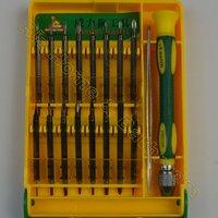 34pcs Screwdriver Set Telecom Maintenance Tools W0356A Non-slip Studded Handle
