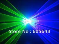 360mW Professional DMX Stage Lighting 2 Heads Double Lens DL-22GB G&B Sound Control DJ Laser Light Show Beam Fast Ship