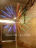 3.0m Height LED Firework Light/Christmas Light with 110/220VAC + Free Shipping!