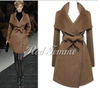 FASHION WOMAN'S HOT SALE COATS,WOMEN FASHION WOOLEN COAT,WINTER JACKETS,OUTERWEAR FREE SHIPPING overcoat Wool Blends Coat