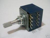 200x 50K Stereo PCB Potentiometer Pots Pinned Step 50KA