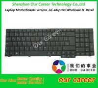 Brand new laptop keyboards for ACER black 7720 BR NSK-AFE18