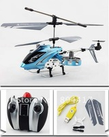 Free Shipping ! New Creative GYRO Metal 4ch Radio Control RTF RC Helicopter F103, Wholesale and Retail