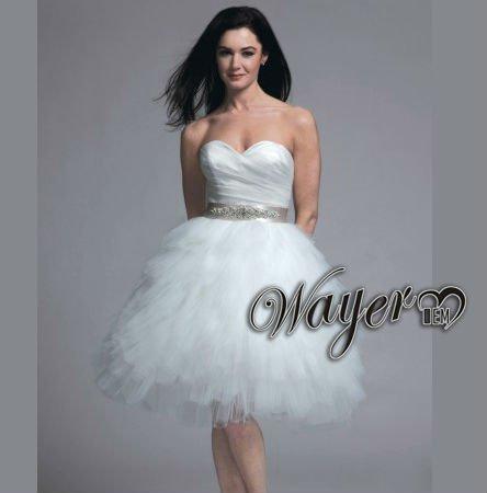 Short Puffy Wedding Dresses – fashion dresses