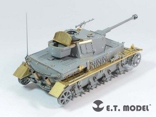 ETMODEL 1/35 E35-089 WWII German Pz,Lpfw,IV Ausf,J Basi