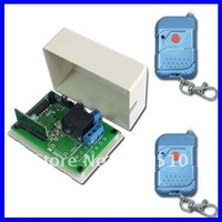 1 Channel 315/433MHz DC 9V/12V/24V Wireless Remote Switch - Transmitter & Receiver - Momentary control mode