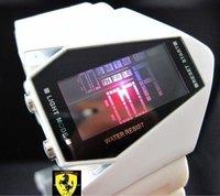Watch multifunctional pop led luminous watches spermatagonial watch