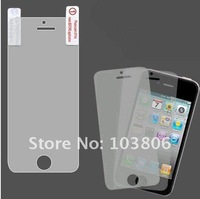 Free shipping Screen Protector Covers for New FOR Apple  FOR iPhone 5G for  iphone5  5G 5 ONLY FRONT