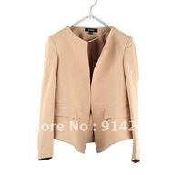 [F-115]2012 KOREA FASHION WOMAN'S HOT SALE COTTON SUITS,WOMEN FASHION COTTON OUTWEAR,WINTER JACKET,OUTERWEAR FREE SHIPPING