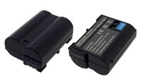 EN-EL15 ENEL15 EL15 Full Decoded 2499mAh Battery for Nikon D600, D610, D7000, D7100, D800, D800E, 1 V1, 1V1, for Nikon V1.