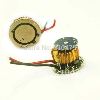 5pcs flashlight driver 8.4V-12V 3A 3-Mode Diming Circuit Board LED Driver for XML P7 MCE T50 T90 LED