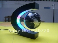 Levitating Maglev globe floating Educational Novelty item MGB01 Mulit-colors(random) C shape Fashion Gift Drop shiping