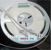 [0603 1%] 1K 0603 1% SMD Resistor, 5000pcs/reel