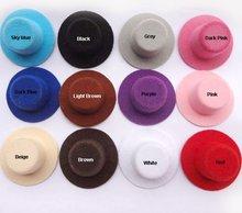 popular black hair hat