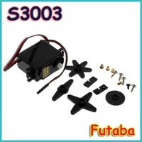 Register free shipping 5pcs/lot Futaba S3003 Servo Fit hpi rc10 tc3 xxxt Plane NIB
