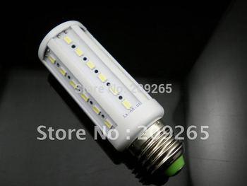 E27 E14 B22 10W 44LED 5630 Warm White Cool White led Bulb Lamp 110V 220V #883