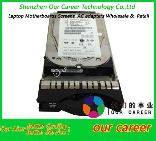 43X0802 43X0805 for IBM 300G 15K 3.5 SAS Hard Disk Hard Drive Tested 100%(China (Mainland))